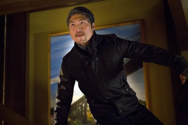 Grimm: Brian Tee nell'episodio Woman in Black