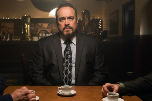 Grimm: David Zayas nell'episodio Leave It to Beavers