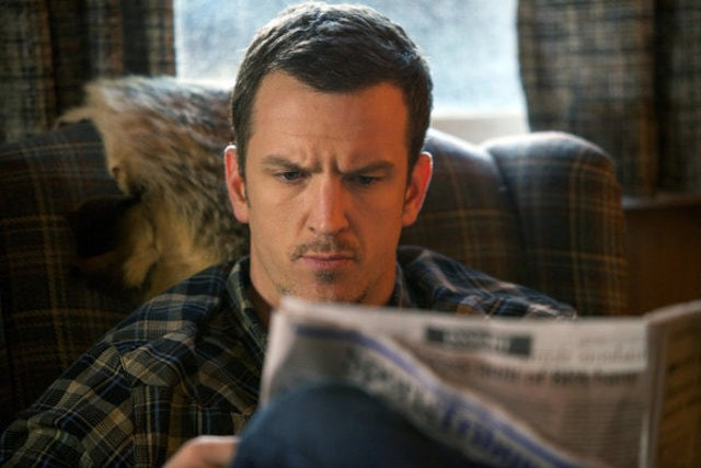 Grimm: Josh Randall nell'episodio The Thing with Feathers