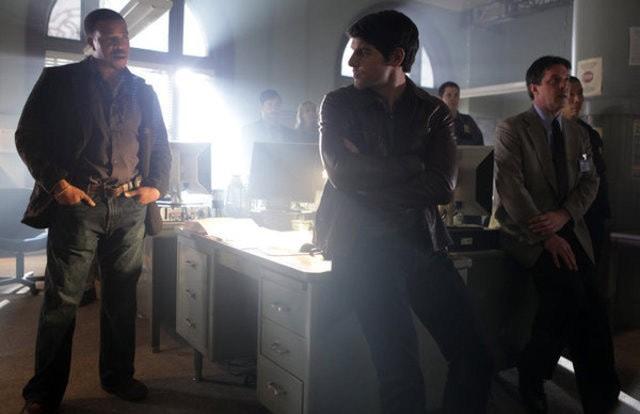 Grimm: Russell Hornsby e David Giuntoli nel pilot della serie