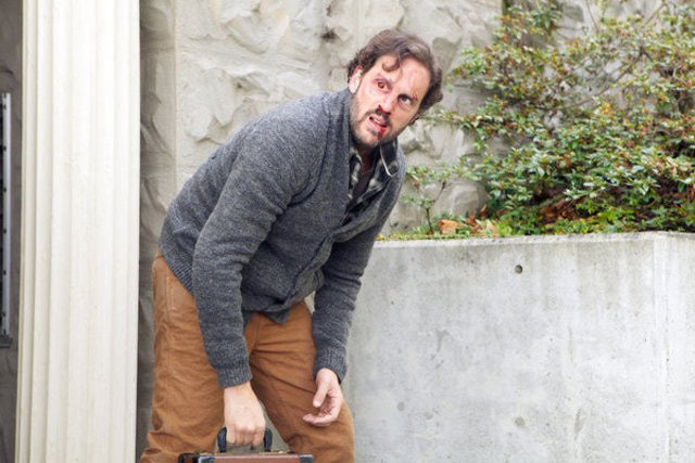Grimm: Silas Weir Mitchell nell'episodio Of Mouse and Man