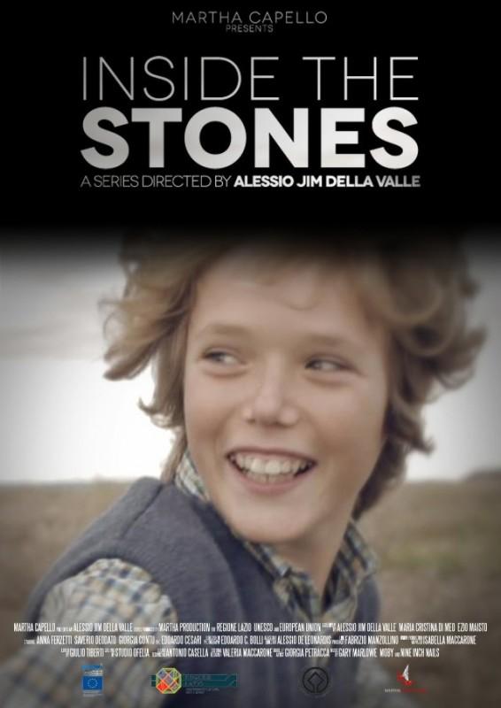 Inside the Stones: la locandina del film