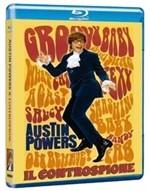 La copertina di Austin Powers: il controspione (blu-ray)