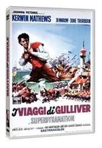 La copertina di I viaggi di Gulliver (dvd)