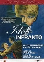 La copertina di Idolo infranto (dvd)