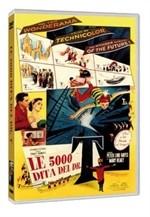 La copertina di Le 5.000 dita del Dr. T (dvd)