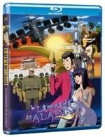 La copertina di Lupin III: La lampada di Aladino (blu-ray)