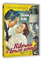 La copertina di Ritorna il terzo uomo (dvd)
