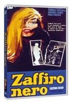 La copertina di Zaffiro nero (dvd)