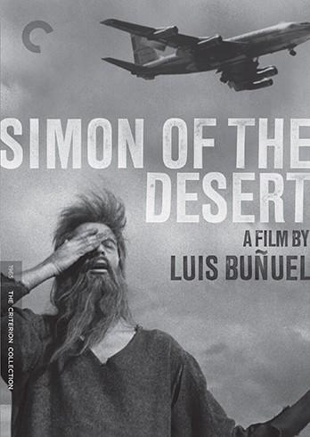 Simon del deserto: la locandina del film
