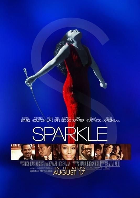 Sparkle: nuovo poster USA