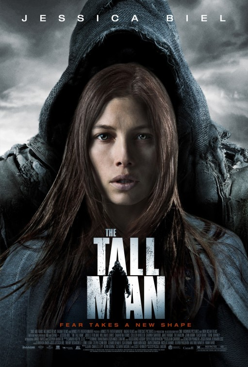 The Tall Man: la locandina del film