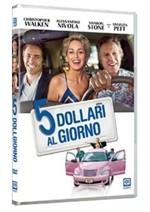 La copertina di Cinque dollari al giorno (dvd)