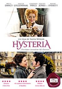 La copertina di Hysteria (dvd)