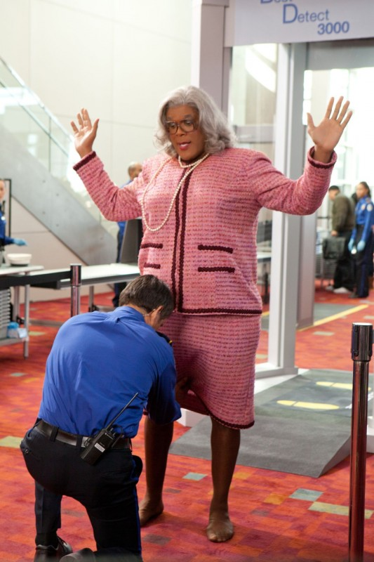 Tyler Perry in Madea's Witness Protection