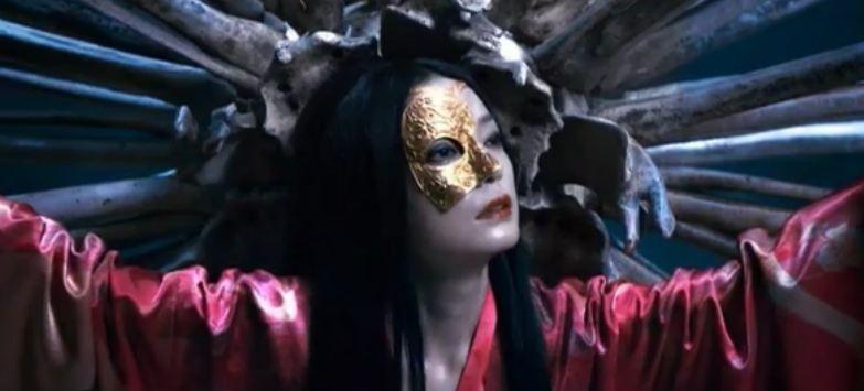 Zhou Xun nel film Painted Skin: The Resurrection