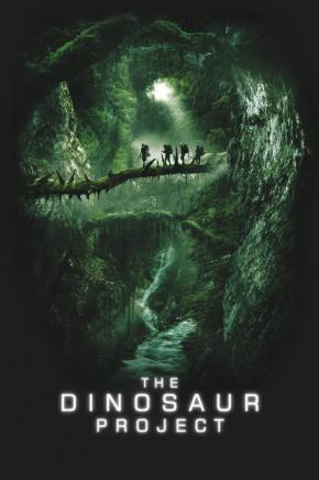 The Dinosaur Project: la locandina del film