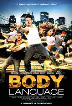Body Language: la locandina del film