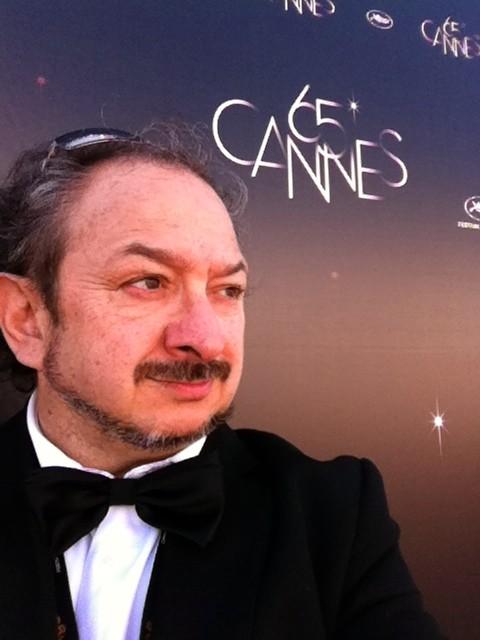 Cannes 2012, l'attore Orfeo Orlando