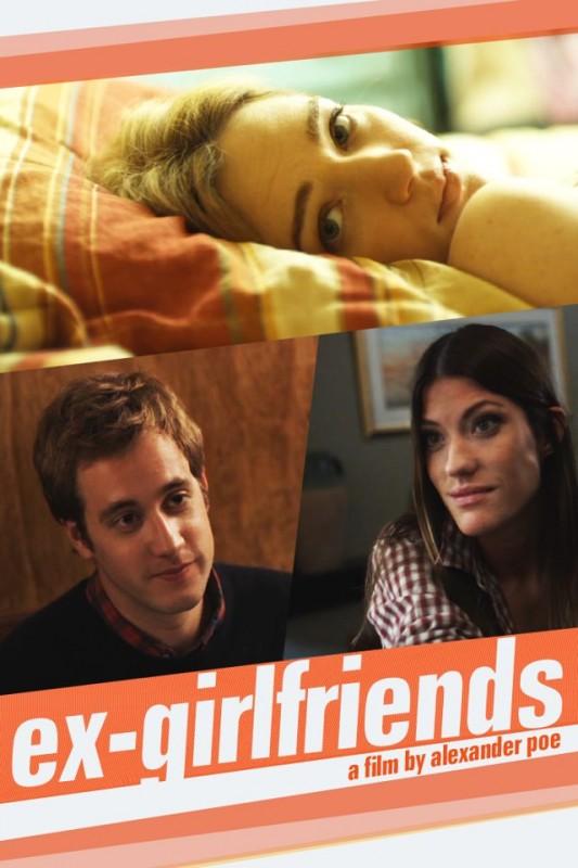 Ex-Girlfriends: la locandina del film