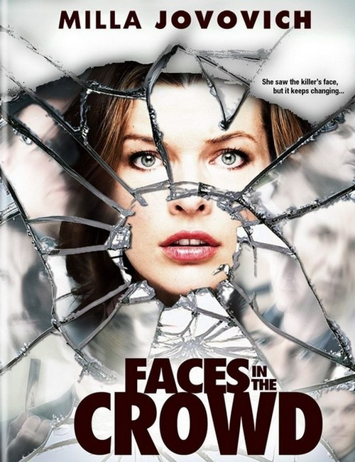 Faces in the Crowd - Frammenti di un omicidio: la locandina del film