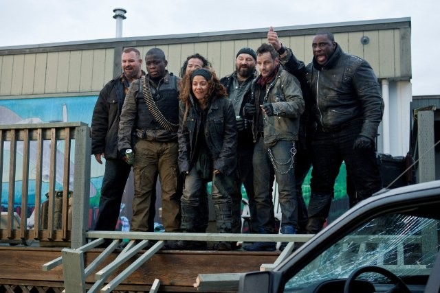 Falling Skies: una scena dell'episodio Compass