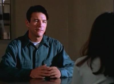 Gareth Williams nell'episodio Fuggir via della serie Dawson's Creek