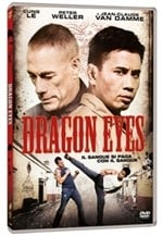 La copertina di Dragon Eyes (dvd)