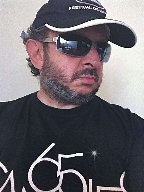Orfeo Orlando allo Short Film Corner di Cannes 2012 ,con Di Riflesso.....