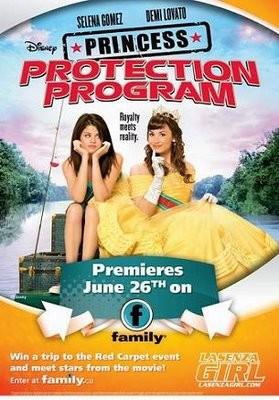 Programma protezione principesse: la locandina del film