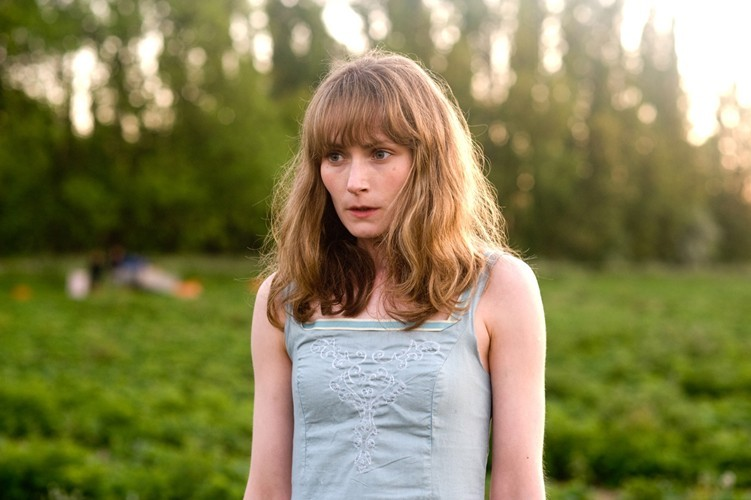 Anna Madeley in Strawberry Fields (2012)