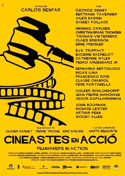 Filmmakers in Action: la locandina del film
