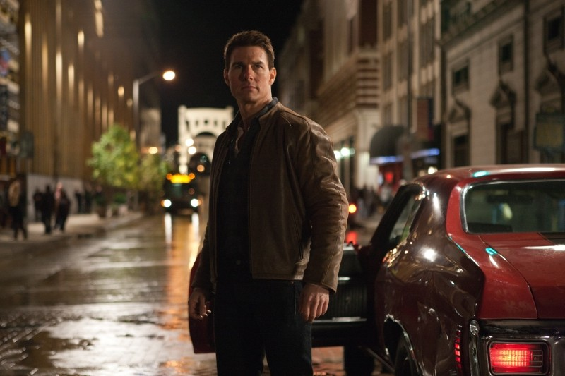 Jack Reacher: Tom Cruise in una delle prime immagini del film