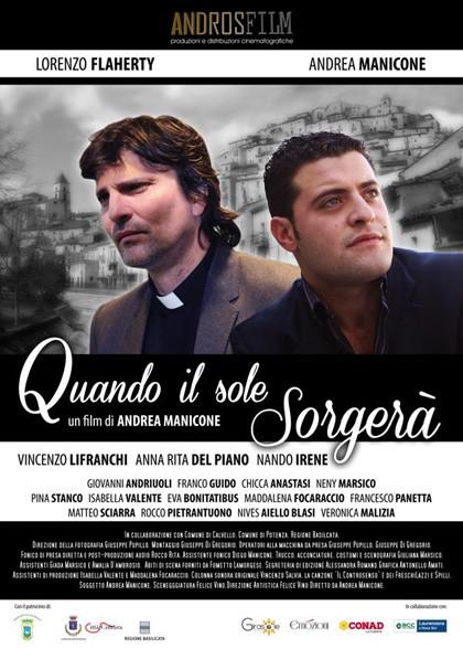 Locandina italiana di Quando il sole sorgerà
