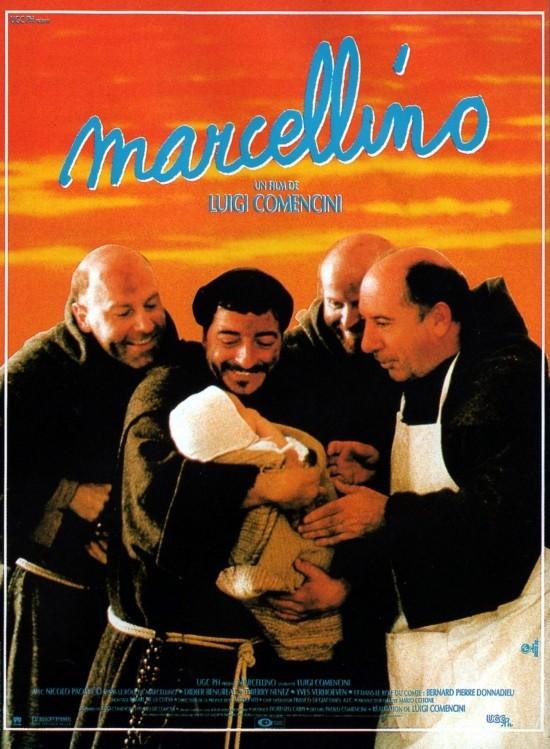 Marcellino: la locandina del film