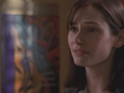 Meredith Monroe nell'episodio Cambiamenti della serie Dawson's Creek