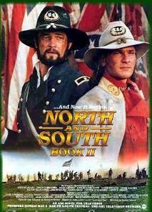 Nord e sud II: la locandina del film