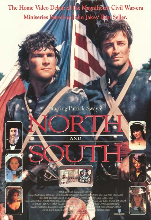 Nord e sud: la locandina del film