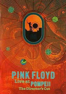 Pink Floyd: Live at Pompeii, la locandina del film