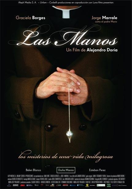 The Hands: la locandina del film