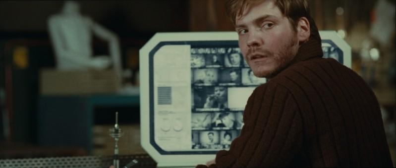 Eva: Daniel Brühl in una scena del film