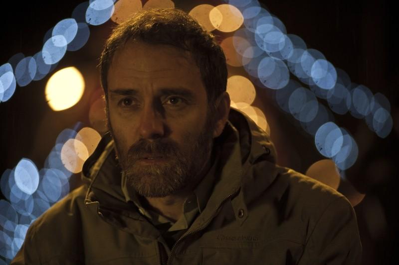 Gli equilibristi: Valerio Mastandrea in un bel primo piano tratto dal film