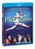 La copertina di Pinocchio (blu-ray)