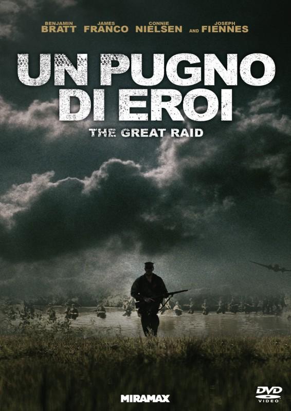 La copertina di The Great Raid - Un pugno di eroi (dvd)