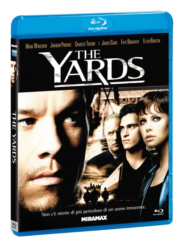 La copertina di The Yards (blu-ray)