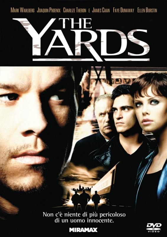 La copertina di The Yards (dvd)