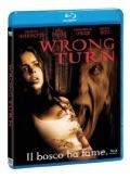 La copertina di Wrong Turn (blu-ray)