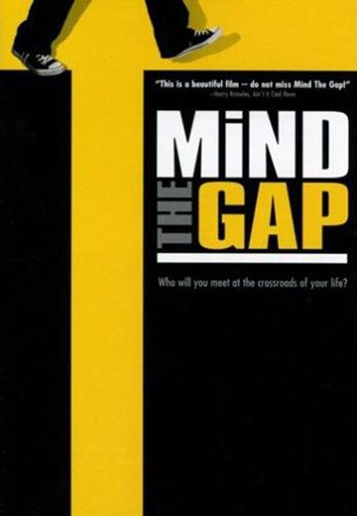 Mind the Gap: la locandina del film
