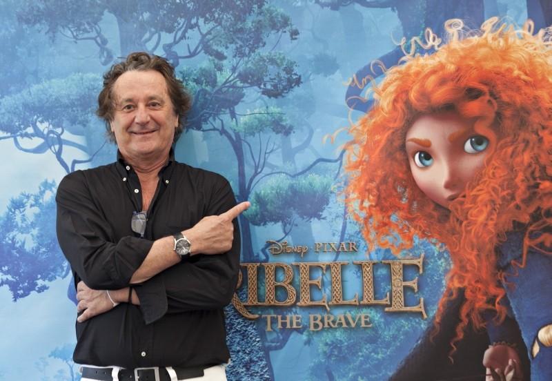 Ribelle - The Brave: Enzo Iacchetti è la voce di uno dei Lord Macintosh