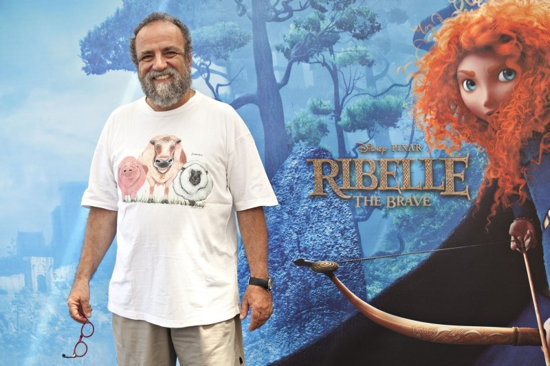 Ribelle - The Brave: Giobbe Covatta è la voce di Lord Macintosh
